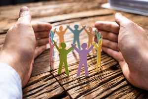 Diversity,And,Inclusion.,Business,Employment,Leadership.,People,Silhouettes