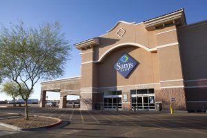 Phoenix,,Arizona,,June,11,,2017:,Sams,Club,Warehouse,Store